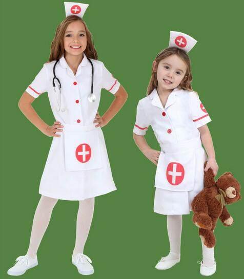 2016 Hot Children Abult Halloween Cosplay Costume Kids Doctor Dress Nurse Uniform With Hat Chef Costume Parent child clothing  sc 1 st  Aliexpress & Online Shop 2016 Hot Children Abult Halloween Cosplay Costume Kids ...