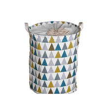 Storage Box Collection Basket Bucket Dirty Clothes Barrel Folding Bag