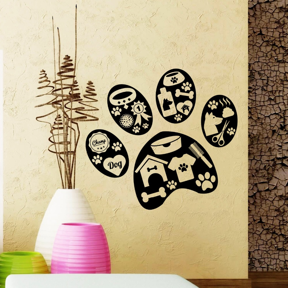Nice Footprints Wall Art Elaboration - The Wall Art Decorations ...