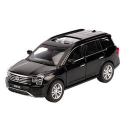 Сплав SUV моделирование сплав модель автомобиля детская игрушка мальчик модель украшения игрушка модель автомобиля 1:32