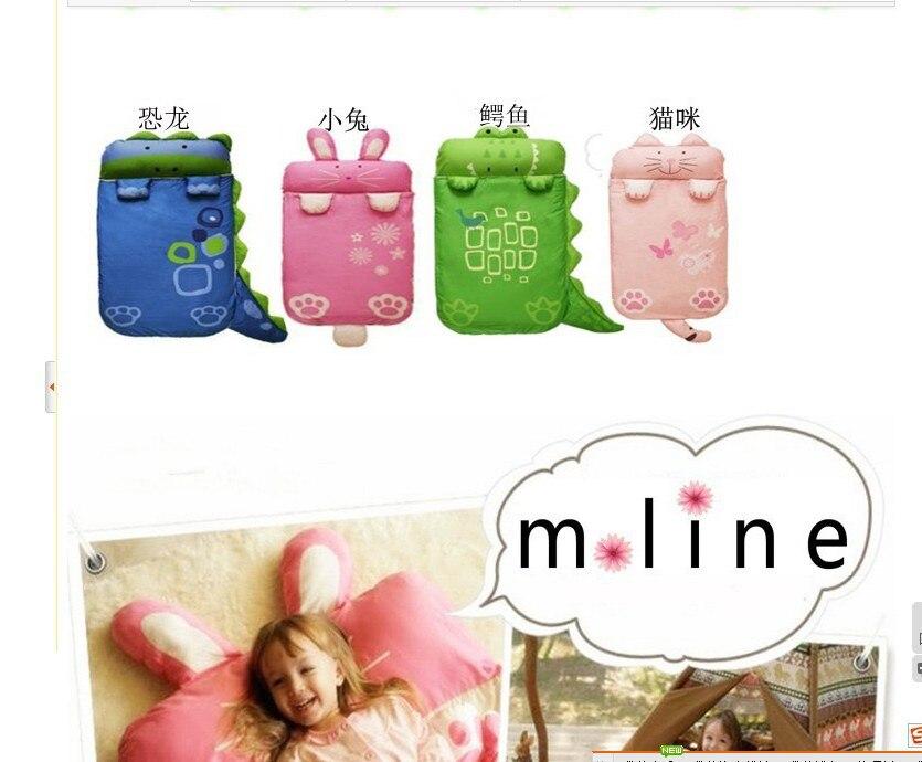 ФОТО Free shipping  2016 Boys and girls winter warm sleeping bag baby sleeping bag Quilt Cover