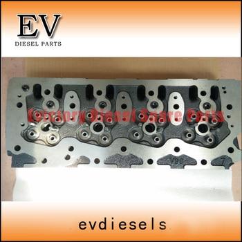 Nieuwe yanmar 4TNV98 4TNV98T cilinderkop voor Hyundai R55 R60 graafmachine