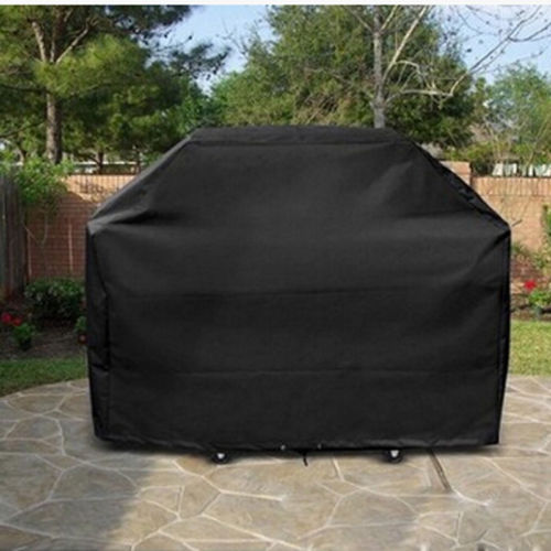 All Season Big Fitted BBQ Cover Heavy Duty Outdoor Indoor Rainproof Dustproof
