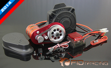 FID Remote control electric starter with new motor for Losi 5ive-T  compatble Baja 5B 5T SS