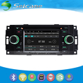 Seicane Android gps navigation system for 2006 2007 2008 Dodge Caliber Car DVD player with steering-wheel  Quad-core Mirror link