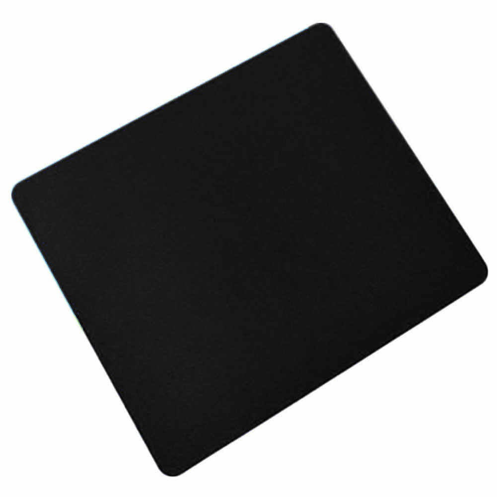 NEW Optical Solid Color Mousepad Office Computer Anti-Slip Wrist Rests Mice Pads Mouse Pad Gaming Laptop PC Mats