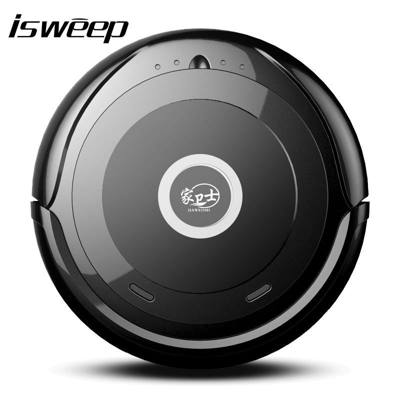JIAWEISHI 2018 New S31 Intelligent Robot Vacuum Cleaner for Home Filter Dust Sterilize brush 500pa Vacuum