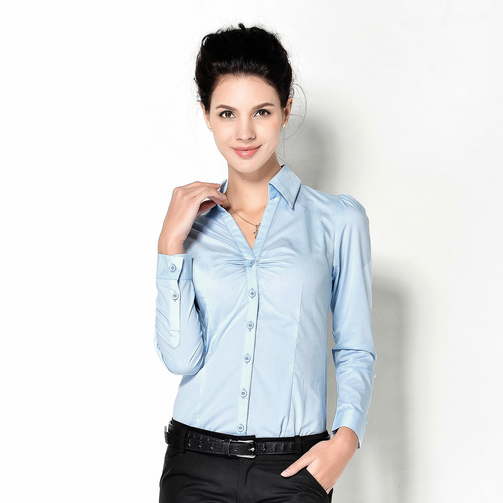 Damskie koszula bluzki 2017 kobiety koszule Blusa topy z  M4Ty8