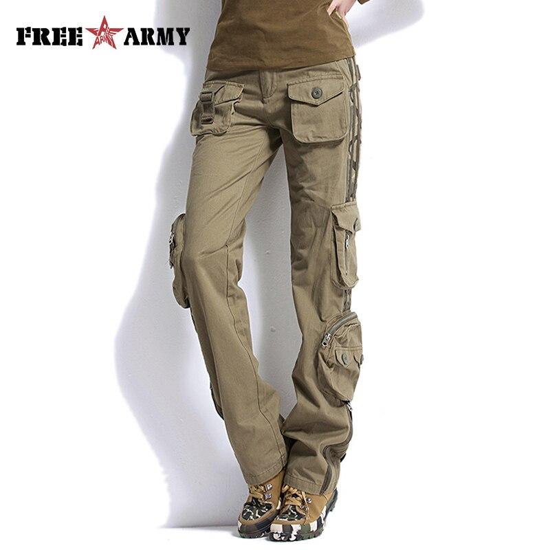 Marka Plus veličina Unisex Cargo hlače Casual Hlače Jogger - Muška odjeća - Foto 3