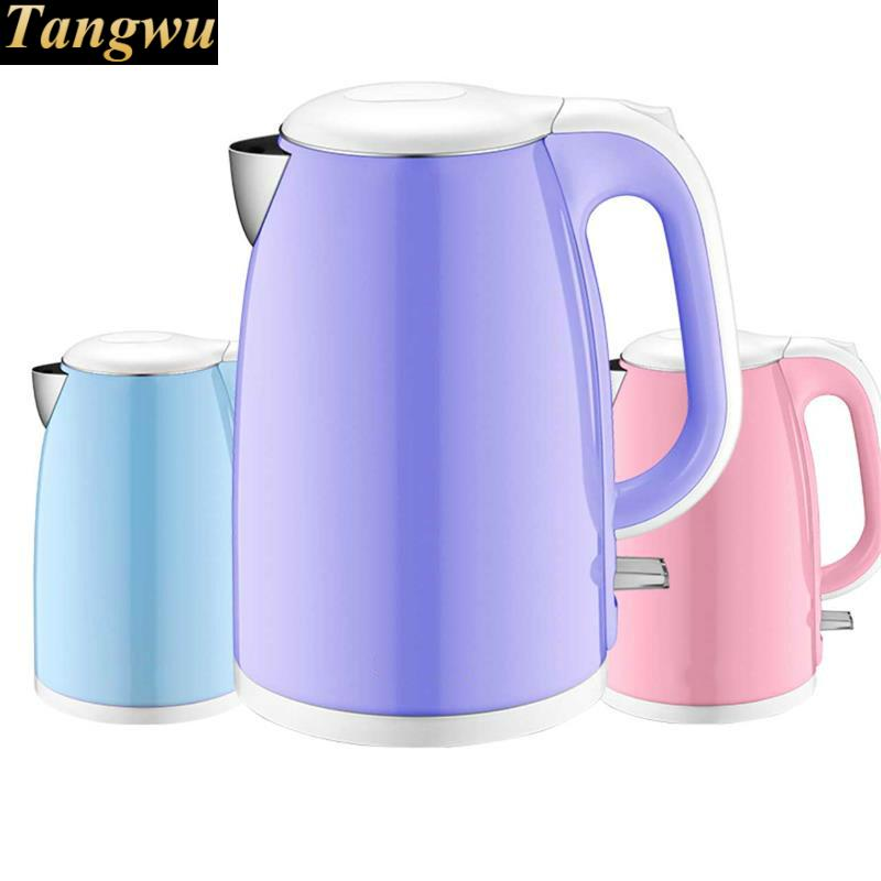Electric kettle 304 stainless steel electric automatic power off free shipping automatic power off of stainless steel electric kettle
