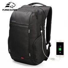 07fb698d8bdc57 Carregamento USB Negócios Laptop Bags Para Cidade Elite Sólidos Homem  Mochila Mulheres Estudante Meninos Meninas Adolescente