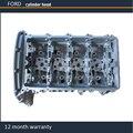 Двигатель: Duratorq ZSD424 FXFA D0FA D2FA D4FA F4FA Головка блока цилиндров для FORD Transit 2 4 TDDI 16v 2000-2006 1333272 1701911