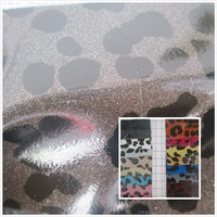 Flash Spots Style 0 9 Mm PVC Synthetic Leather Fabric 22 Artificial Leather For Decorative Material