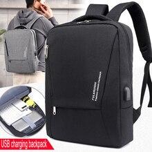 Mark Райден Для мужчин рюкзак моды многофункциональный зарядка через usb Для мужчин 15 дюймовый ноутбук рюкзаки Bisiness сумка для Для мужчин Номинальная 5,0/5 на основе