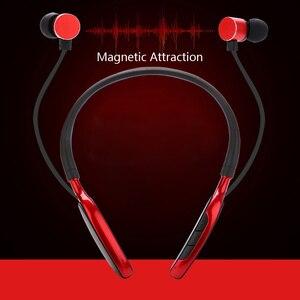 Image 4 - BGreen Bluetooth Sport casque Sport casque Support MP3 TF carte lecture BT appel stéréo écouteur avec grande batterie intégrée
