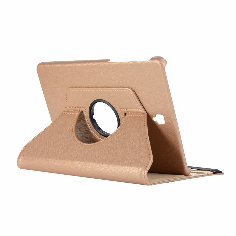 Hot 360 Rotation PU Leather Magnetic Flip Stand Case For Samsung Galaxy Tab S4 10.5 2018 T830 T835 T837 Tablet Cover