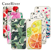 CaseRiver Soft TPU Huawei P8 Lite 2017 Case Cover Back Case Huawei P9 Lite 2017 Phone Painted Protector Huawei Honor 8 Lite Case