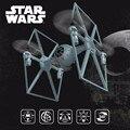 2.4g drones star wars tie fighter dirigible toys rc quadcopter helicóptero de control remoto con luces mejor regalo envío gratis
