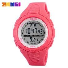 Ярко-розовый женские и мужские siliocne светодиодный кварцевые наручные часы Мода напольные часы спортивные электронные часы мужчин luxury relogio masculino