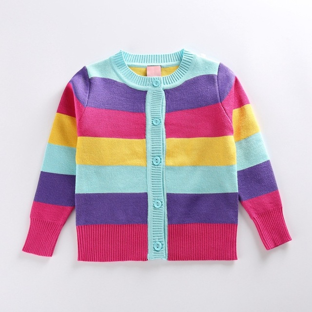 2d693bbb217e New Style Baby Girls Sweater Cardigan 2016 Spring Autumn Clothing ...