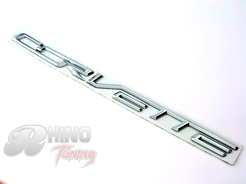 Rhino Tuning Rhino Tuning2014 2015 2016 C7 Corvette Sticker Car Styling Chrome Rear Trunk Bumper Letter Emblem Badge Logo 20312 car styling for mercedes benz g series w460 w461 w463 g230 g300 g350 chrome number letters rear trunk emblem badge sticker