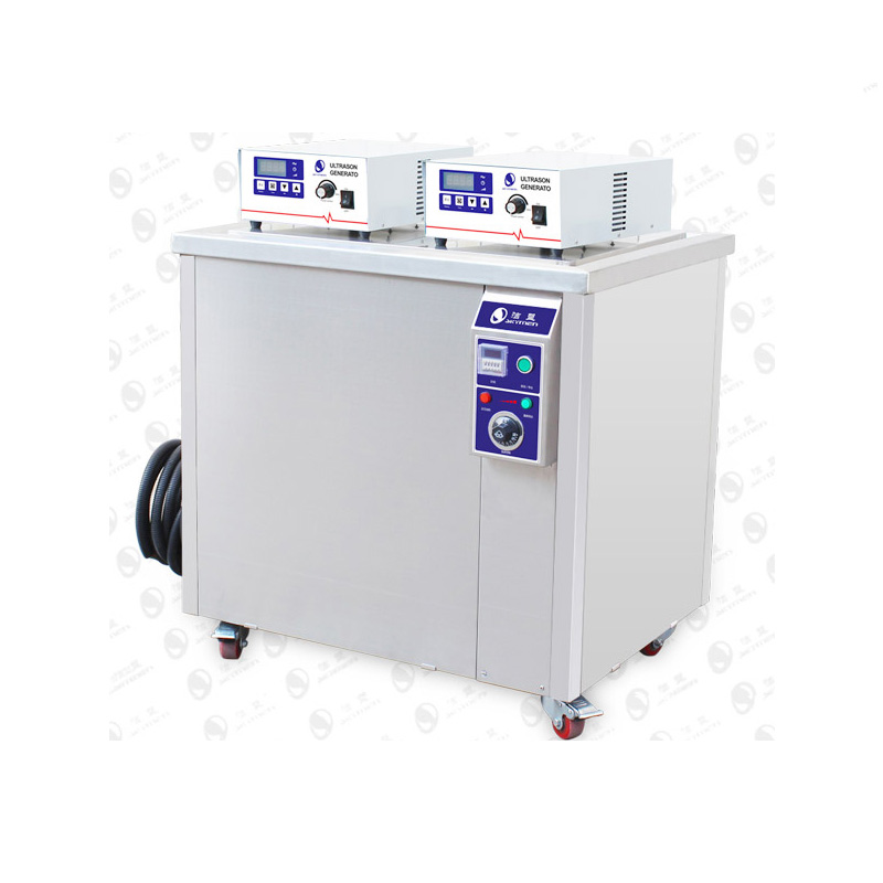 135L 360S 1800W Ultrasonic Cleaner Heater Timer Bath Adjustable Industry Ultrasonic Cleaning Machine цена
