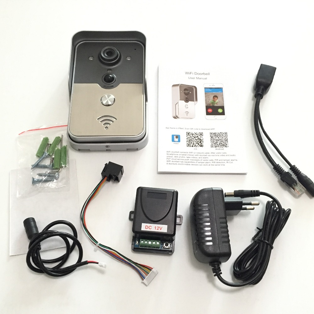 wifi видео домофон