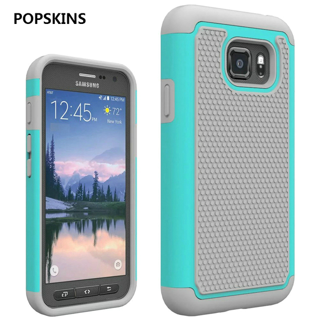 best service cb360 5df98 US $4.73 |For Samsung Galaxy S7 Active Case Back Shell Cover Rugged Hybrid  Armor Case For Samsung Galaxy S7 Active G891A Phone Case Cover-in ...
