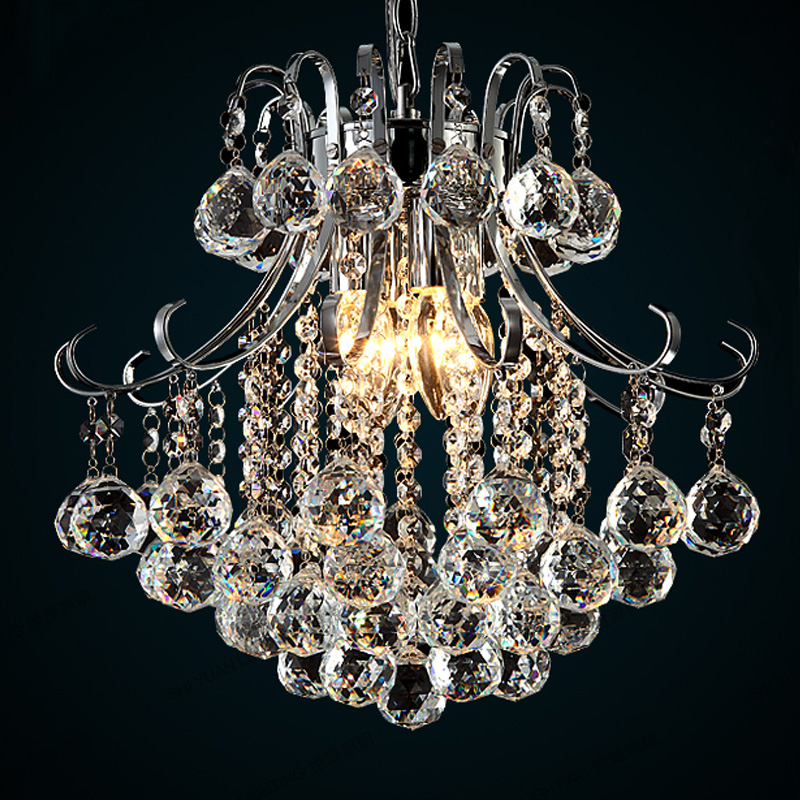 Crystal Chandelier Trash Club: Modern Elegant Crystal Chandelier Ceiling Hanging Light
