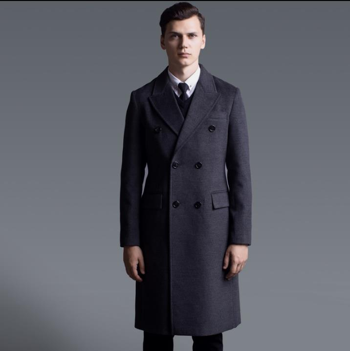 Popular Cashmere Coat Men-Buy Cheap Cashmere Coat Men lots from ...
