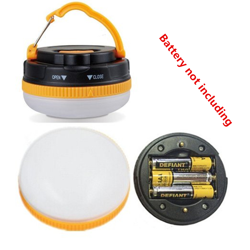 [DBF]Ultra Bright Camping Lanterns,LED Emergency Lantern,Tent Battery Powered Light for Backpacking Emergencies led night light
