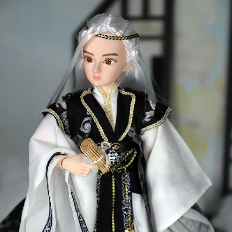 Ледяная фабрика BJD blyth серия Очарование Востока Marshal Tianpeng включая одежду оригинальные мужские куклы тела Ограниченная Коллекция 30 см кукла