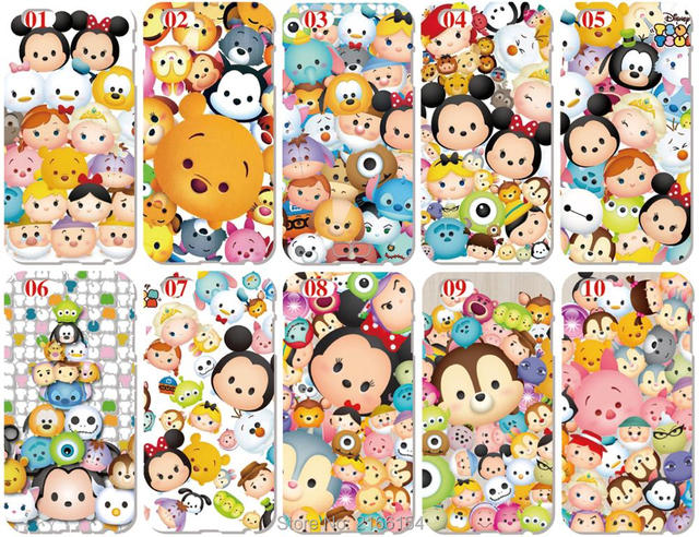 28e2fab4631 Tsum Tsum Fundas Cover For Sony Xperia L1 X XA XZ Z Z1 Z2 Z3 Z5 XZ1 Compact  Mini M C1904 E4 C3 C4 M2 M5 Phone Case Capa Coque-in Fitted Cases ...