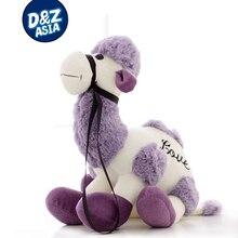 1pcs Alpaca plush soft toys camel plush custom plush dromedary the ship of the desert  dolls promotion gifts
