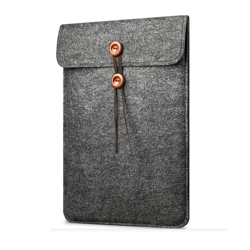 Woolfelt қақпағы Case 11 12 13 15 дюймдік - Ноутбуктердің аксессуарлары - фото 2