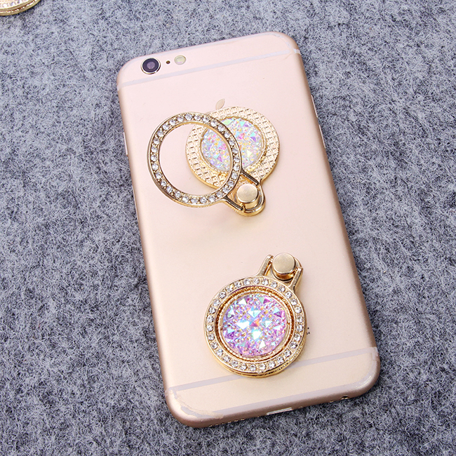 size 40 bbe76 1fc77 US $3.9 |4 pcs/lot Cell Phone Case Charms Alloy Ring Finger Decoration  Mobile Phone Holders stands Accessories-in Jewelry Findings & Components  from ...
