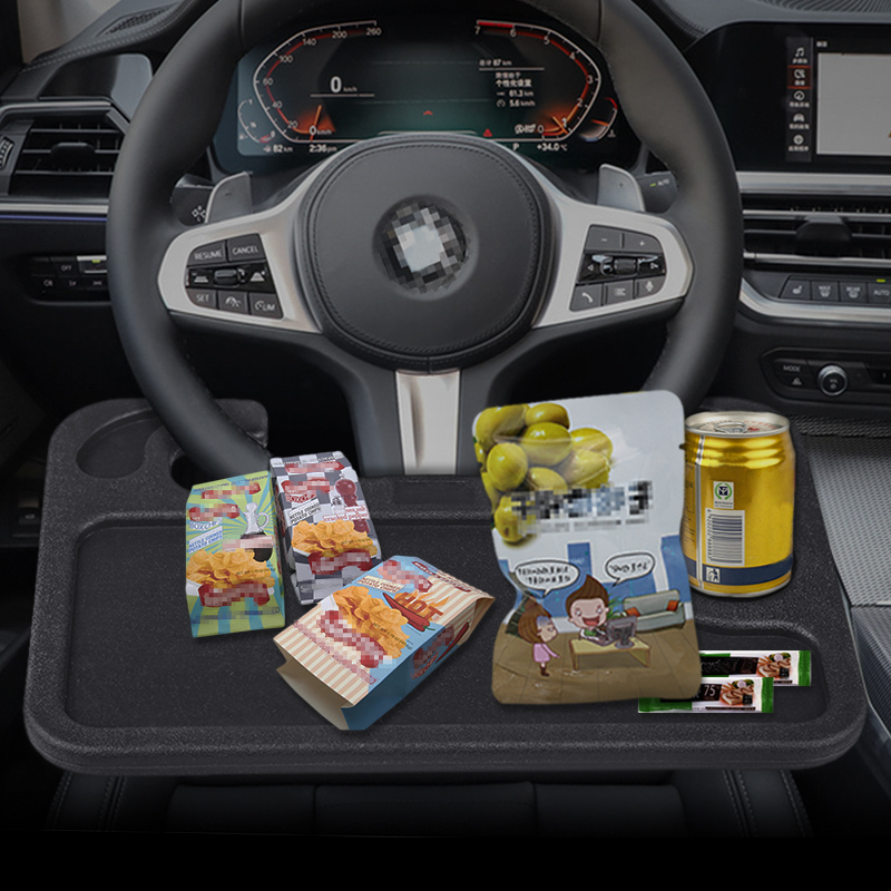 <font><b>Car</b></font> Laptop and Eating Steering <font><b>Wheel</b></font> <font><b>Desk</b></font> <font><b>Car</b></font> Travel Workbench Food Eating Tray Fits Most Vehicles Steering <font><b>Wheels</b></font> image