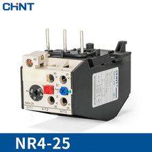 CHINT Heat Overload Relay Heat Relay Heat Protect Organ NR4-25/Z 16-25A JRS2