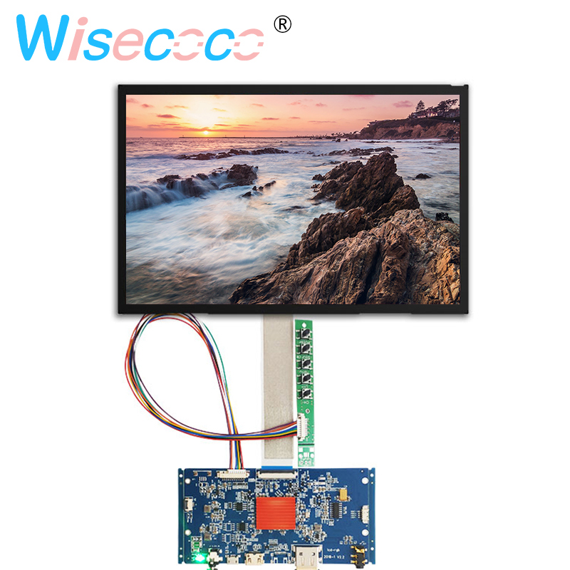 10 1 inch 2560 1600 2K LCD screen panel with HDMI driver board controller board for DIY project 3d printer VVX10T025J00 in Tablet LCDs Panels from Computer Office