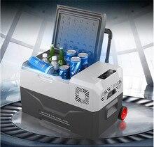 30L Car Fridge Compressor DC 12V Car Refrigerator Freezer Cooler for Car Home Picnic Auto-Refrigeration Freezer new for refrigerator fan motor for refrigerator freezer d4612aaa21 12v dc