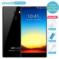 Vkworld Mix Plus 5 5 Full Screen 4G 3GB RAM 32GB Android7 0 Smartphone MTK6737 Quad