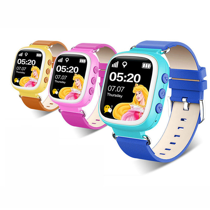 hot Sale Q80 1 44 HD Touch Screen Kids Smart Watch Q80 IOS font b Android