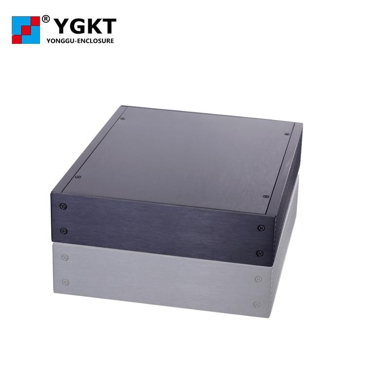 215*52-263 mm (W-H-L)aluminium enclosure Aluminium extrusion enclosures electronic box electrical project aluminium box10 pcs lot szomk aluminum electronic enclosure aluminium box 74 h x250 w x250 l mm