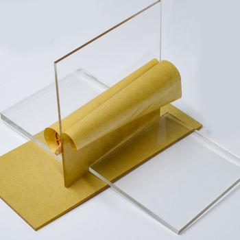 200*200mm pleksi przezroczysty akrylowy płachta akrylowa plastikowa przezroczysta płyta pleksi Panel szkło organiczne polimetakrylan metylu tanie i dobre opinie Okno-dressing sprzętu Z tworzywa sztucznego Zestawy sprzętu