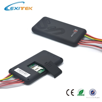 GT06 Car GPS Tracker SMS GSM GPRS Vehicle Tracking Device Monitor Locator Remote Control for Motorcycle Scooter image