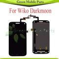 Para Wiko Darkmoon Screen Display LCD de Toque Digitador Assembléia Frete Grátis