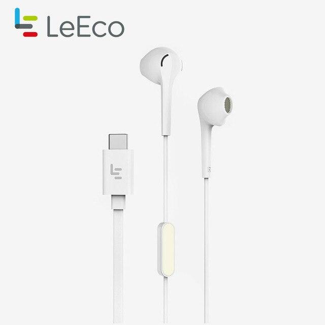 Type c earphones leeco - sony earphones microphone