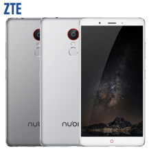 Original ZTE Nubia Z11 Max Cell Phone 3/4GB RAM 64GB ROM Octa Core 13/16MP Camera 6.0″ Screen Fingerprint 4000mAh LTE Smartphone