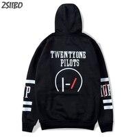 Hoodies Twenty One Pilots Band Streetwear Harajuku Lovers Men Hooded Sweatshirts Plus Size Riverdale Hip Hop Sweatshirts Couple