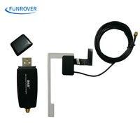 FUNROVER DAB + usb dongle עם אנטנה עבור אנדרואיד רכב נגן dvd לרכב רדיו gps עם 4.4 או 5.11 os וdab יישום שימוש קל